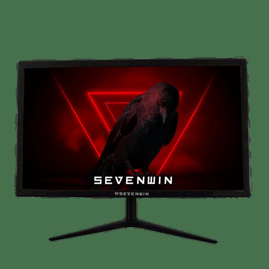 Monitor Gamer Seven Win Crow Eyes 24