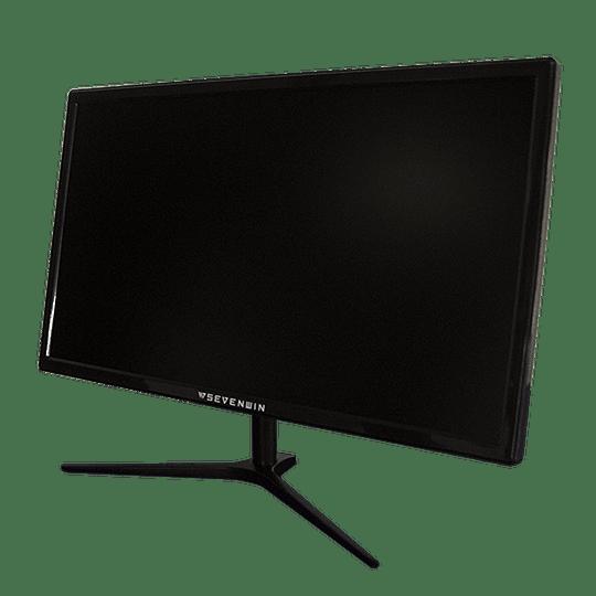 Monitor Gamer Seven Win Crow Eyes 24 Pulg. TN 144hz 1ms