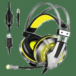 Audífonos Gamer EKSA E800 PC/PS4/XBOX/SWITCH