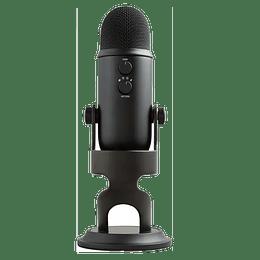 Micrófono Blue Yeti Blackout