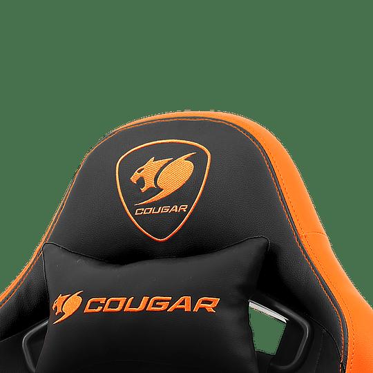 Silla Gamer Cougar Explore Orange