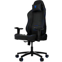 Silla Gamer Vertagear PL1000 Black/Blue
