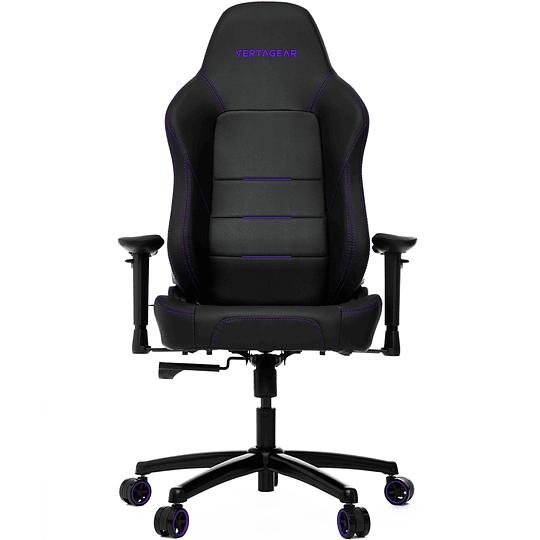 Silla Gamer Vertagear PL1000 Black/Purple