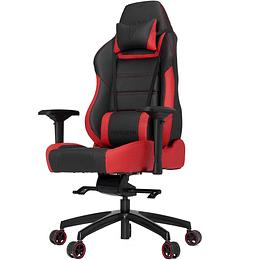 Silla Gamer VERTAGEAR PL6000 Black/Red