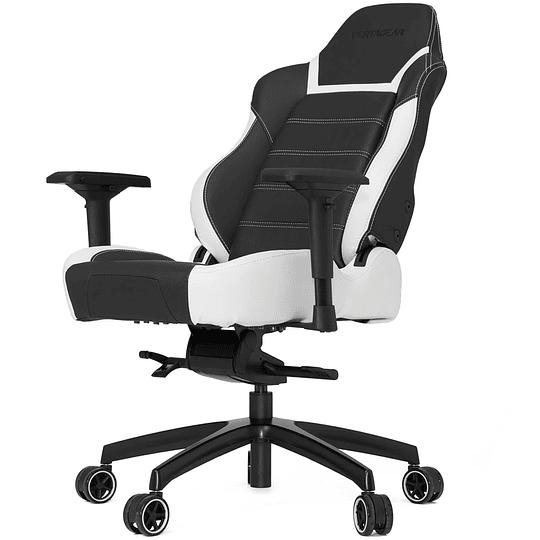 Silla Gamer VERTAGEAR PL6000 Black/White
