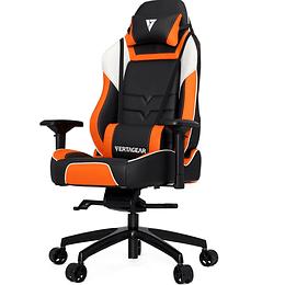 Silla Gamer VERTAGEAR PL6000 Black/Orange Especial