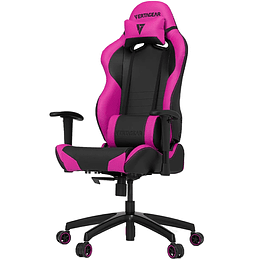 Silla Gamer VERTAGEAR SL2000 Black/Pink