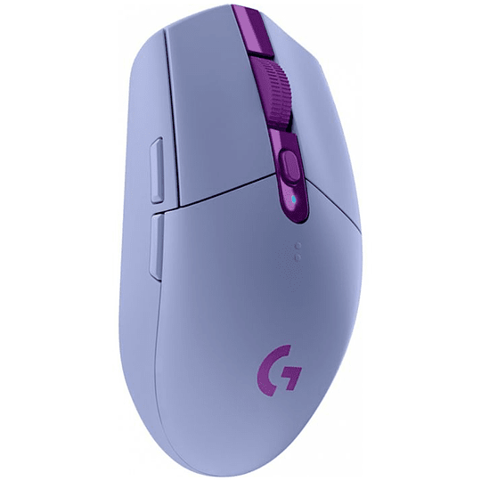 Mouse Inalámbrico Logitech G305 Lila