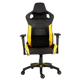 Silla gamer Corsair T1 Race Yellow