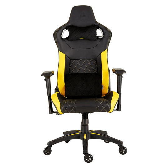 Silla gamer Corsair T1 Race Yellow