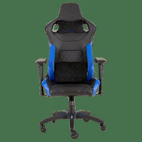 Silla gamer Corsair T1 Race Blue