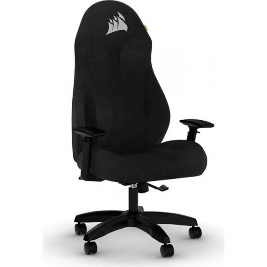 Silla gamer Corsair TC60 FABRIC BLACK