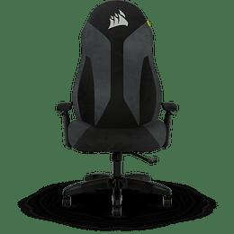 Silla gamer Corsair TC60 FABRIC GRAY