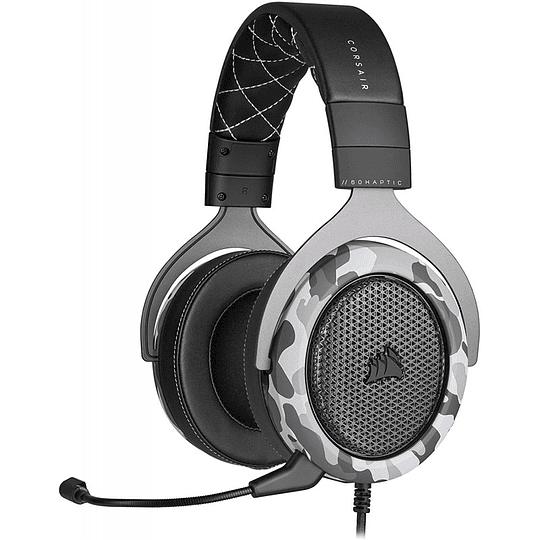 Audifonos gamer Corsair HS60 HAPTIC