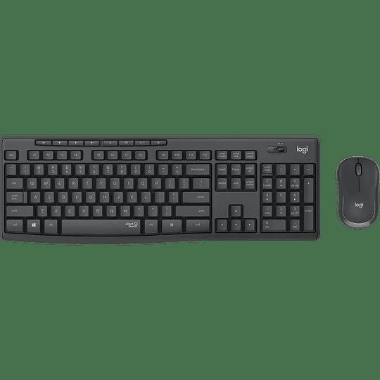 Logitech MK295 Silent Wireless Combo