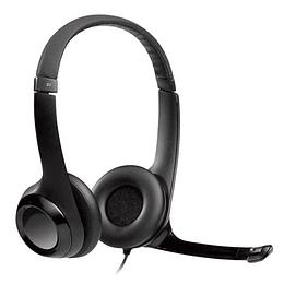 Audífonos Logitech H390 USB
