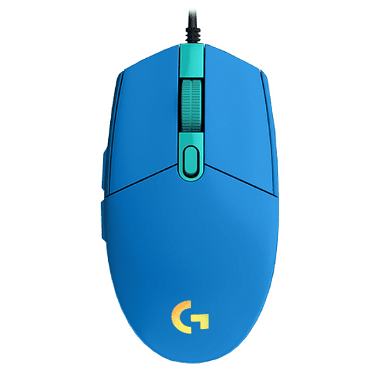 Mouse Logitech G203 Lightsync Blue