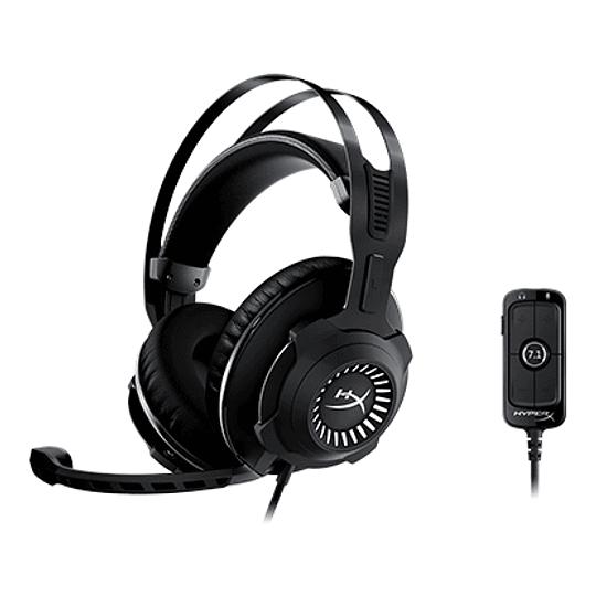 Audífonos Gamer HyperX Cloud Revolver  + 7.1