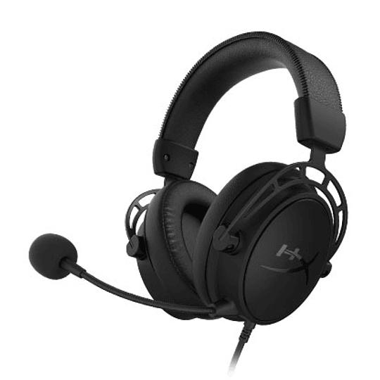 Audífonos Gamer HyperX Cloud Alpha S black
