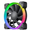 Pack ventiladores PC Cougar Vortex FCB 120mm RGB