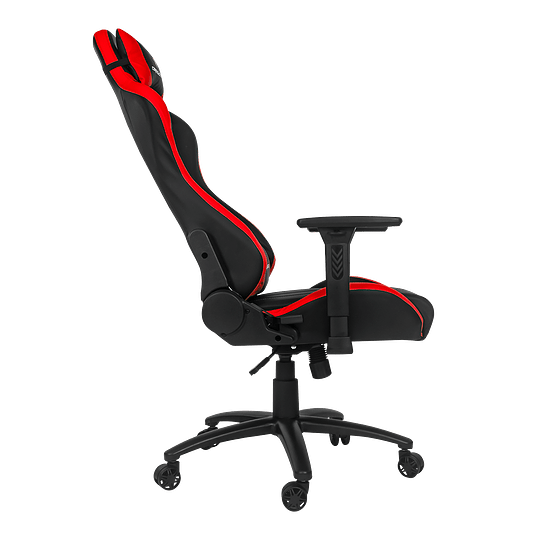 Silla Gamer Dragster GT 400 Fury Red