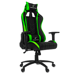 Silla Gamer Dragster GT 400 Electric Green