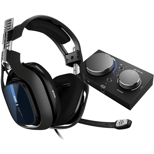 Audifonos Gamer Astro A40 TR + MIXAMP PRO TR PLAYSTATION