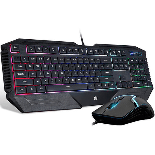 Combo HP Teclado y Mouse GK1100