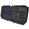 Teclado Gamer membrana HP RGB K110