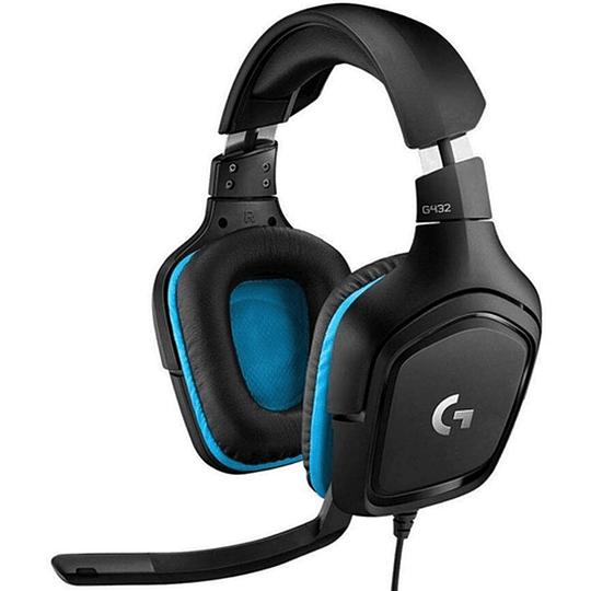 Audífonos Gamer Logitech G432