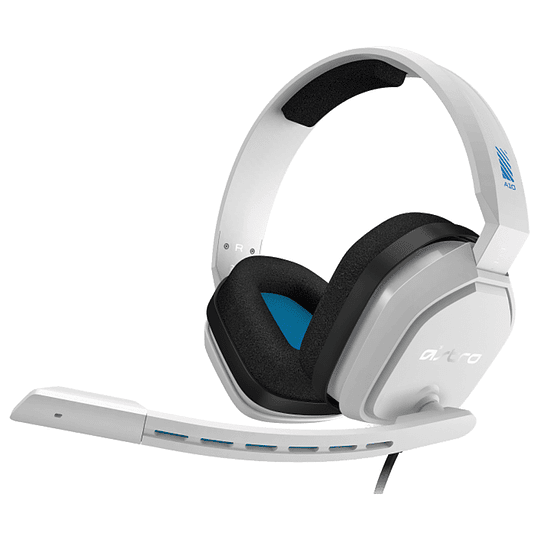 Audifonos Gamer Astro A10 White Playstation