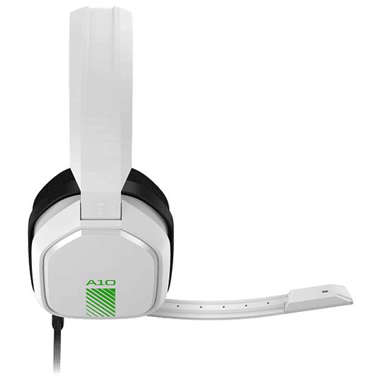 Audifonos Gamer Astro A10 White Xbox