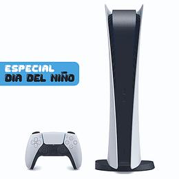 Consola PlayStation 5 Digital Edition