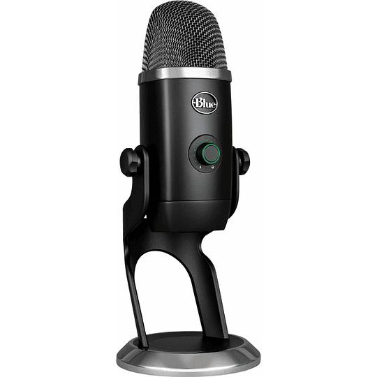 Microfono Blue Yeti X USB PROFESIONAL