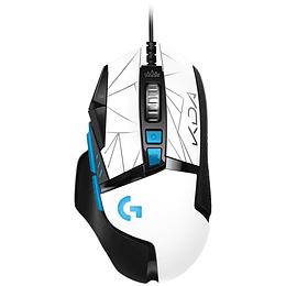 Mouse Gamer Logitech G502 KDA Edition