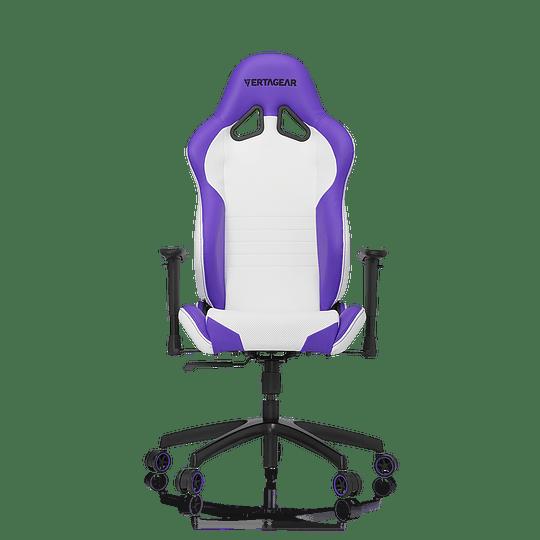 Silla Gamer VERTAGEAR SL2000 White/Purple