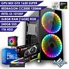 PC Gamer GTX 1650 Super / i3 10105F / 16 GB / SSD 240GB