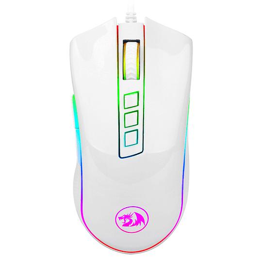 Mouse Redragon Cobra White M711