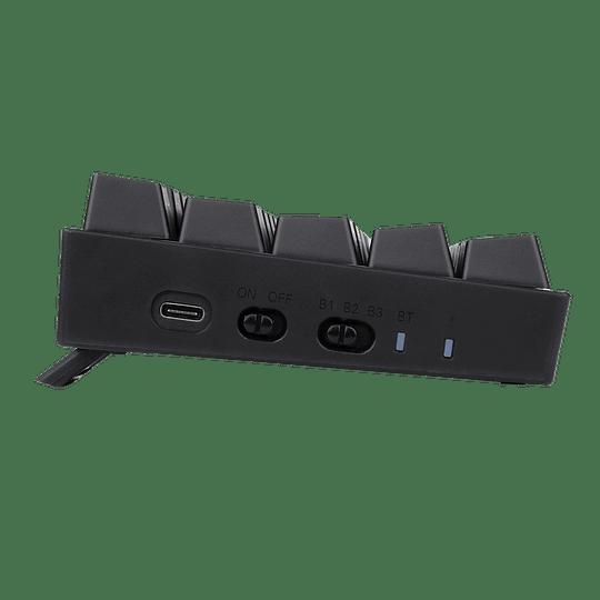 Teclado Mecánico Redragon Draconic RGB Black