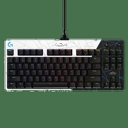 Teclado Mecanico Gamer Logitech pro KDA Edition
