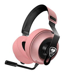 Audifonos Cougar Phontum Essential Pink