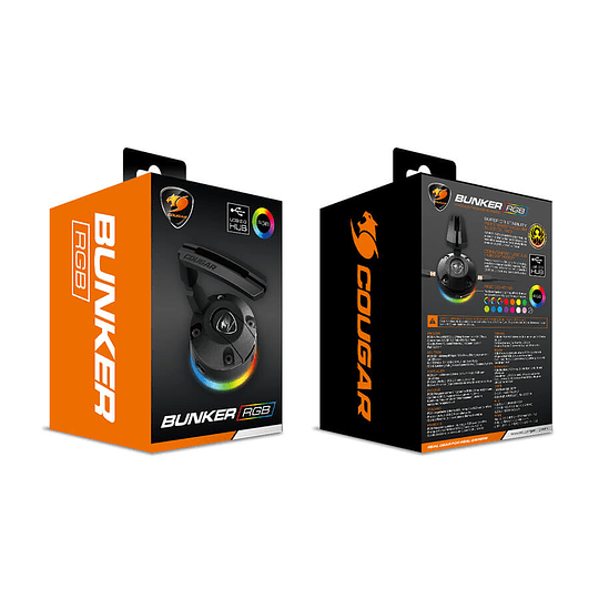 Bungee Mouse Cougar RGB