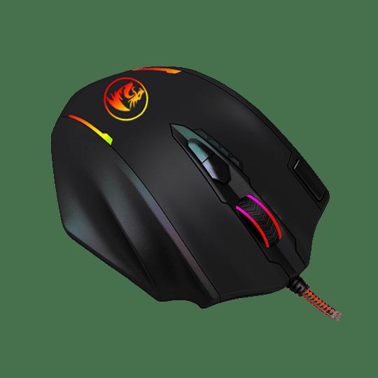 Mouse Gamer Redragon Impact M908