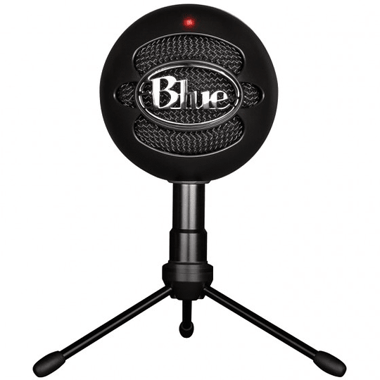 Microfono Blue Snowball Ice Black