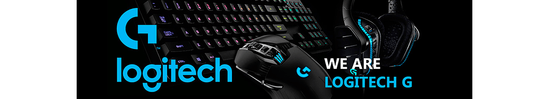 PRODUCTOS GAMER LOGITECH