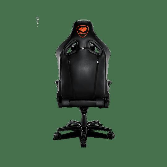 Silla Gamer Cougar Armor Titan Black