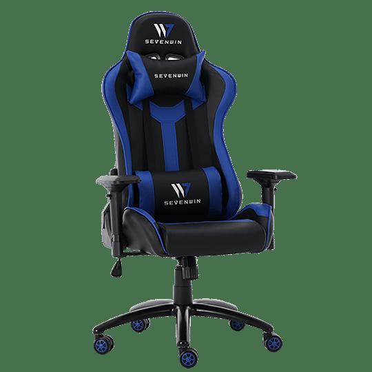 Silla Gamer Seven Win Conquest Blue