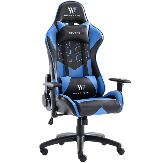 Silla Gamer Seven Win Ascension Blue