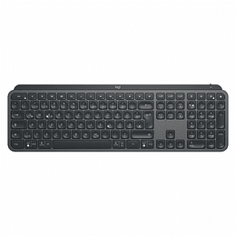 Teclado Wireless Logitech MX Keys Retroiluminado