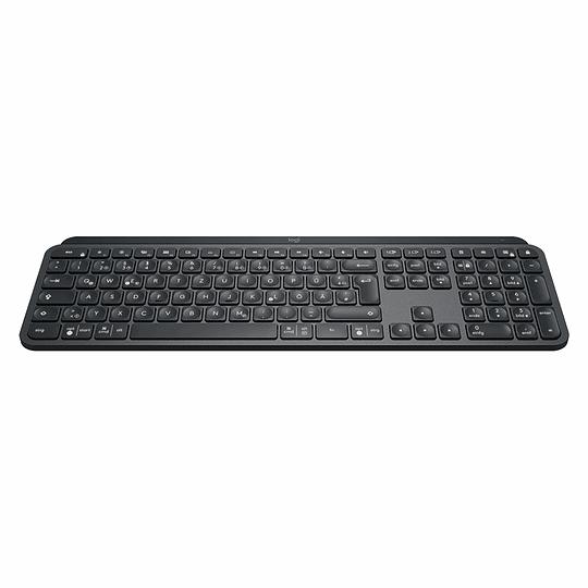 Teclado Wireless Logitech MX Keys Retroiluminado